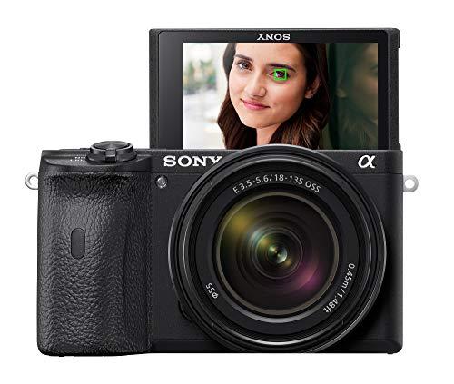 A6600 Mirrorless Camera
