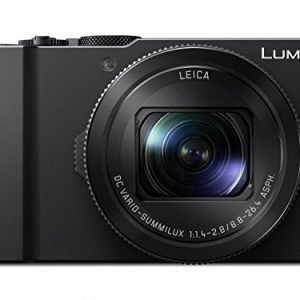 Panasonic LUMIX LX10 Best 4K Digital Camera, 20.1 Megapixel (Black)