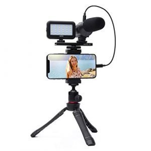 Movo iVlogger- iPhone/Android Vlogging Kit
