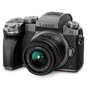 Panasonic LUMIX G7KS 4K 16 Megapixel Digital Camera